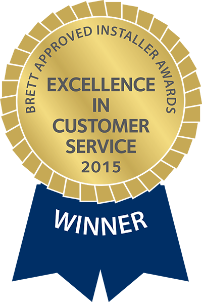 excellence in customer service 2015 winner